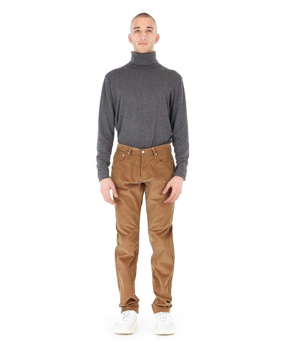 Corduroy Velvet Jeans