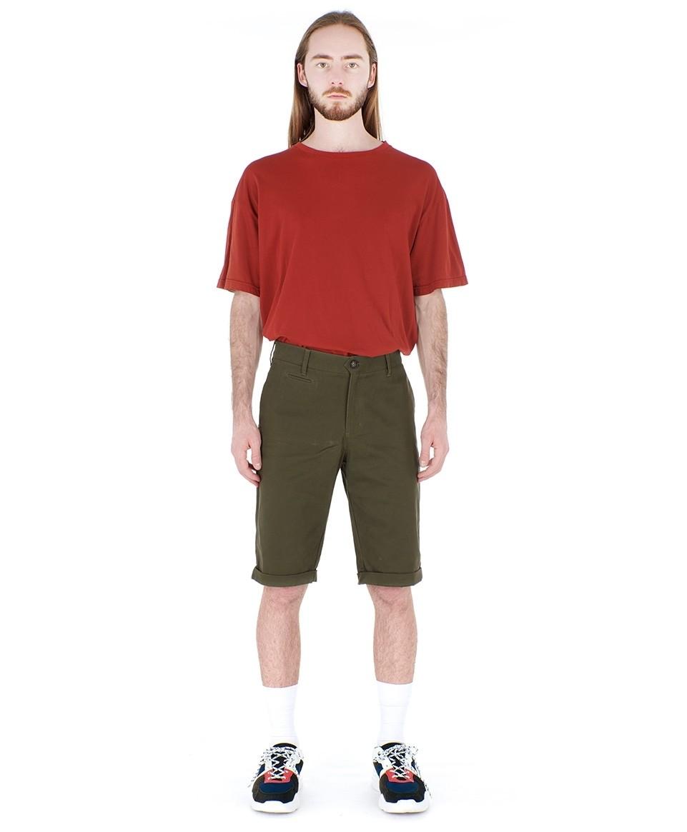 Chino Jean Shorts