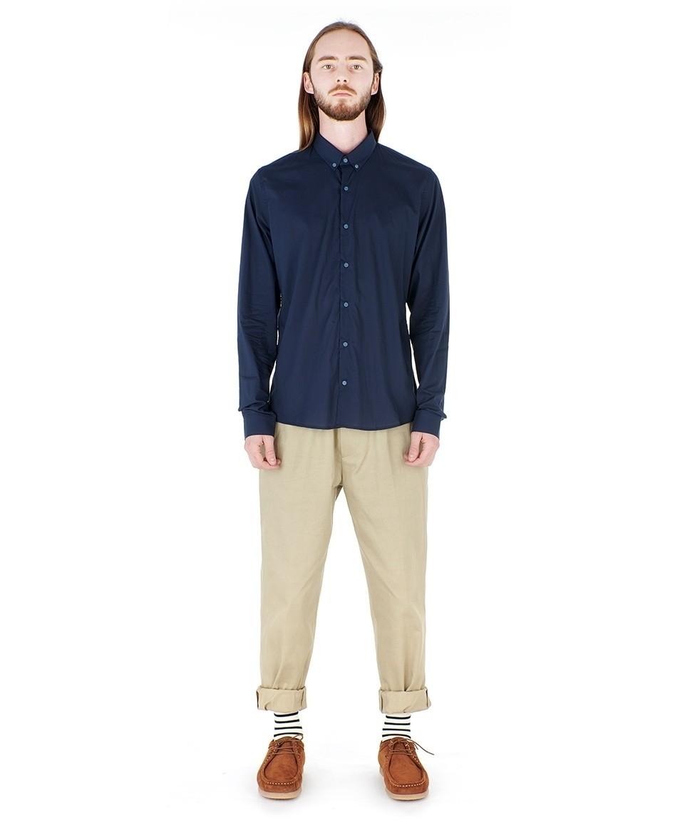 Voile Cotton Shirt
