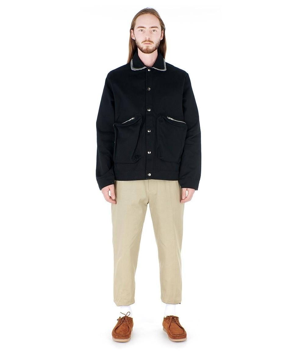 Straight Cut Jacket