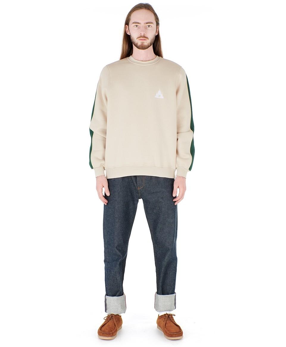 Two Colour Sweatshirt