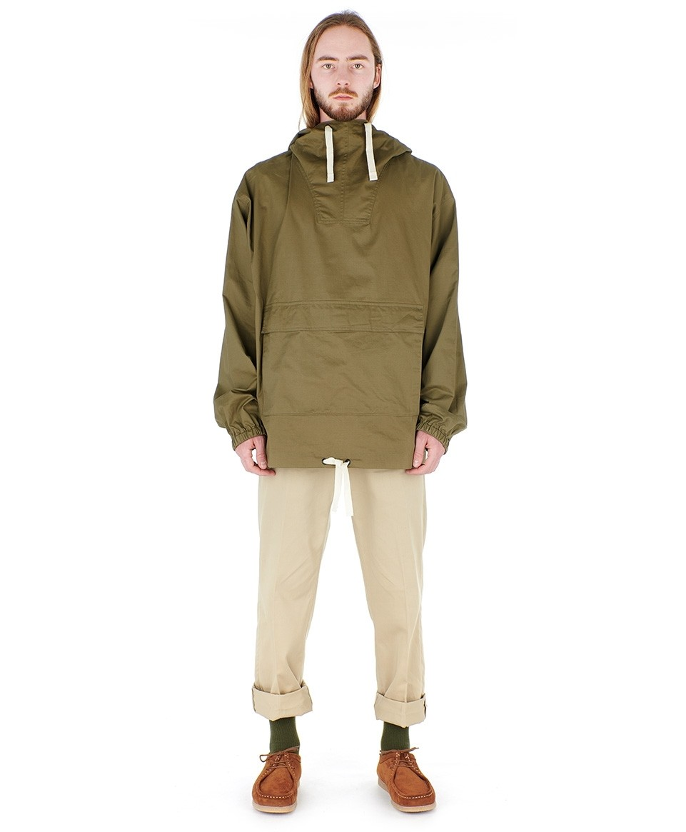 Oversized Tunic Coat