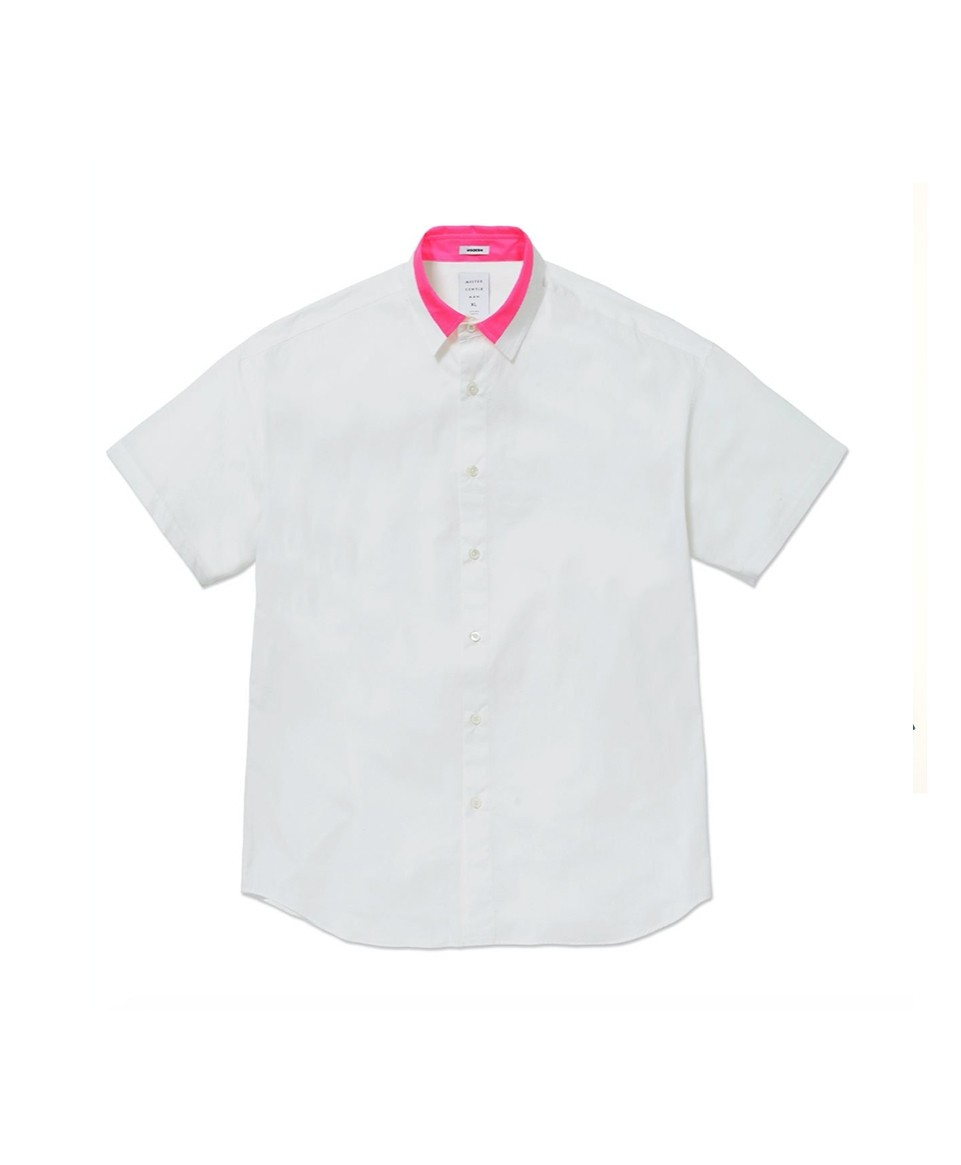 Shirt With Inserts